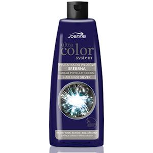 Joanna Professional Ultra Color Płukanka do włosów Srebrna 150 ml