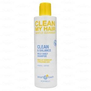 MONTIBELLO SMART TOUCH szampon micelarny do włosów Clean My Hair 300 ml
