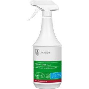Płyn do dezynfekcji Velox spray 1000ml neutral