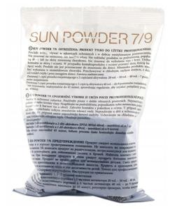 Rozjaśniacz Bioelixire Sun Powder 7/9 500g