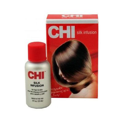 FAROUK CHI Silk Infusion Naturalny Jedwab Odżywka Rekonstrukjaca 15 ml