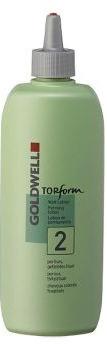 Goldwell Topform 2  płyn do trwałej  500 ml Delikatny