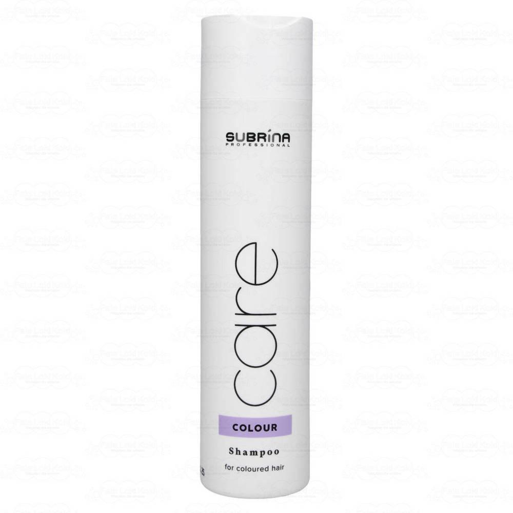 SUBRINA COLOUR szampon do włosów farbowanych 250 ml